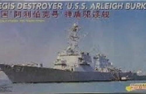 1 700 Aegis Destroyer, USS Arleigh Burke DML7029 by DRAGON MODELS USA