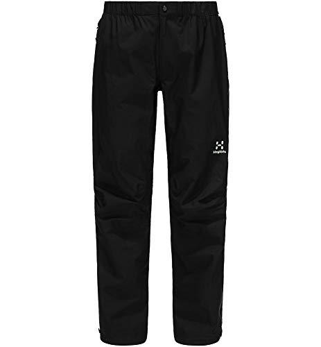 Haglöfs L.i.m Pantalon de survêtement, 2c5-Noir Véritable, XL (Regular) Femme