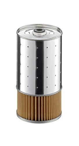 Original MANN-FILTER Filtro de aceite PF 1050/1 N – Set de filtro de aceite juego de juntas – Para transportadoras, Autobuses y vehículos de utilidad