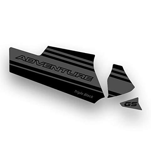 Kit Adesivo Protezione Cardano R 1250 GS Adventure 2021 ACA-001 (TRIPLE BLACK)