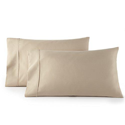 HC COLLECTION Pillow Cases - Set of 2 Standard/Queen Pillowcases,