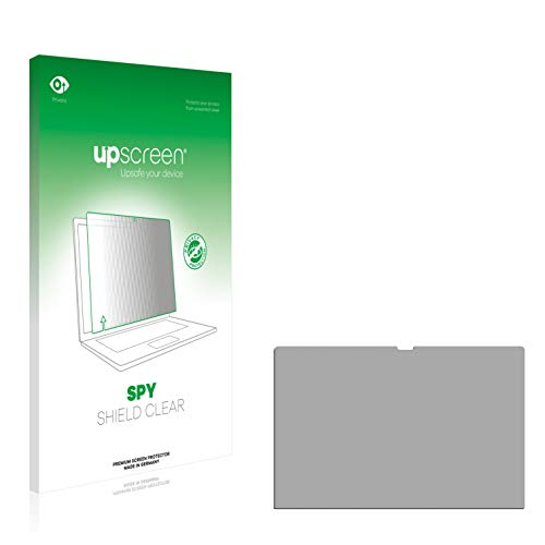 upscreen Privacy Screen Protector compatible with HP Pavilion x360 14-dw0011nl - Anti-Spy Screen Protection