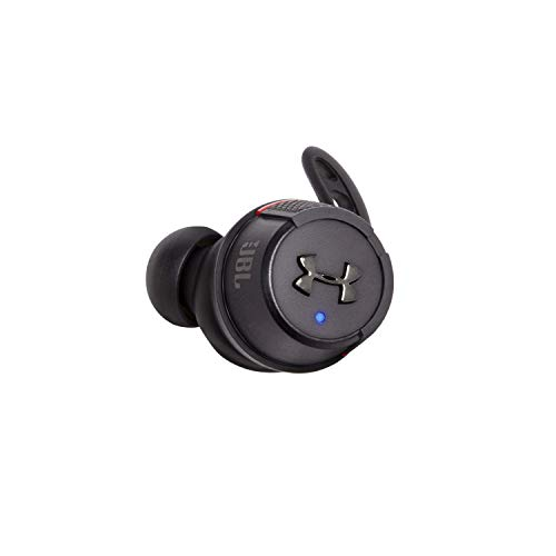 JBL UA Sport Wireless Flash - Auriculares (In-Ear, Dentro de Oído, Inalámbrico, 20-20000 Hz, 102 Db) Color Negro, 5.8 mm
