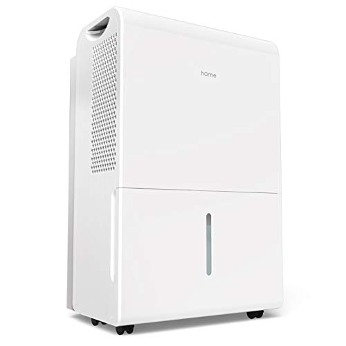 hOmeLabs 1,500 Sq. Ft Energy Star Dehumidifier for Medium to Large Rooms and Basements - Efficiently Removes Moisture to Prevent Mold, Mildew and Allergens
