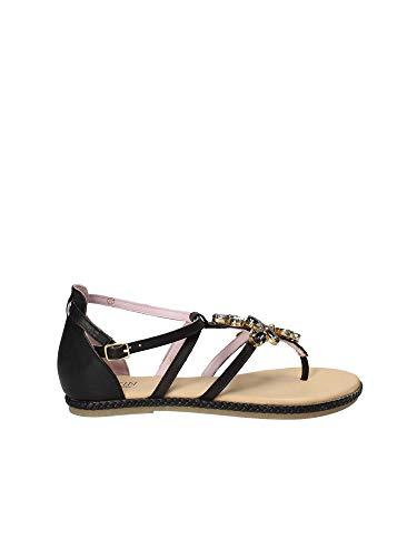 Stonefly 110497 Sandales Tongs Femmes Noir 38