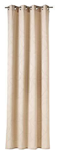 Esprit Home 70016-030-140-250 senschal Wavy Gre 140 x 250 cm, stein