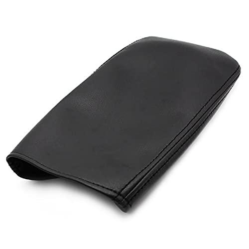ASDMRQ Cubierta del reposabrazos del coche, cojín de la caja del apoyabrazos del control central, cubierta del apoyabrazos de la consola cosida de cuero, para Honda CRV 2012 2013 2014 2015 2016