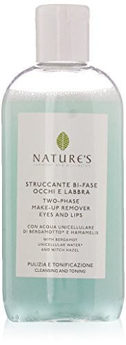 Nature's Two-Phase Makeup Remover for Eyes and Lips, 4.2 Ounce by Clotho Corp by Clotho Corp