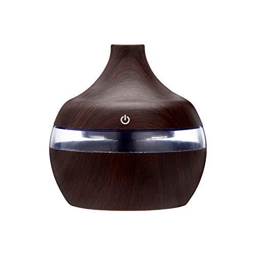 YueLove Humidificador Electrico Humidificador Aceites Esenciales Humidificador ultrasónico y difusor de aroma...