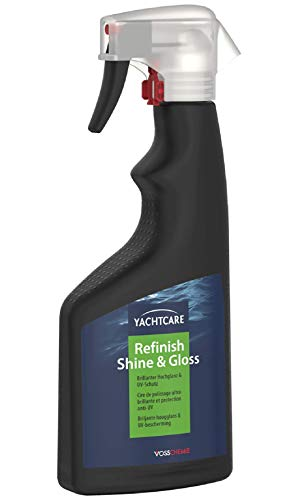 Yachtcare Refinish Shine & Gloss GFK Politur 500ML