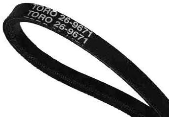 discount Toro popular 26-9671 lowest V-Belt outlet online sale