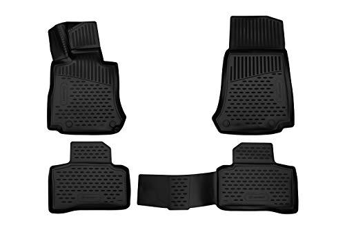 Custom-fit Rubber Floor mats for Mercedes-Benz EQC N273 2019 -> 4′ /></a></td> <td class=