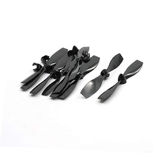 X-DREE 75x2mm CW DIY RC Spielzeug Flugzeug Propeller Schwarz 10 Stücke für Brushless Motor (01565054365e914278117ee342930e31)