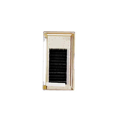 AAGOOD Wimpernverlängerung 0.07mm D Curl-Mixed Tray Artificial Mink Einzel Lash Extensions Makeup Lieferanten 8mm 10mm 12mm Schwarz 1Set Makeup Zubehör