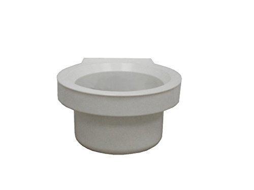 MISTERSANITÄR Wandhalterung für Mr. Sanitär Spezial WC Reinigungsgerät (Weiß) inkl. Besfestigungsmaterial! Bürstengarnitur, Bad Accessoire