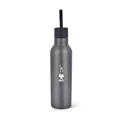 Bialetti To Go Bottiglia Termica (con Doppia Parete), Mantiene Il Caldo per 12 h e Il...
