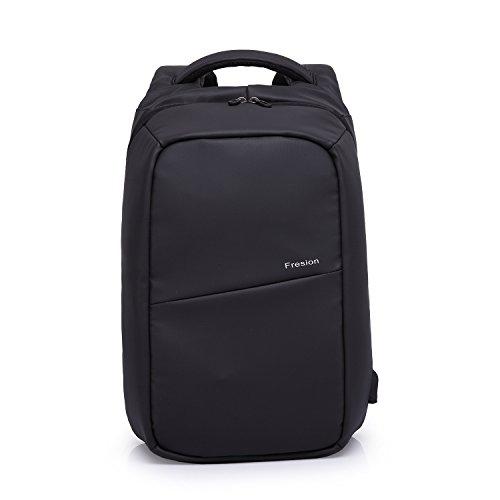15,6 Zoll Laptop Rucksäcke Notebook Rucksack Schultasche mit USB-Anschluss und Regenschutz für Arbeit, Schule, Reisen, Wandern