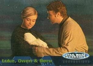 2006 Topps Star Wars Evolution Update NNO# Checklist trading card NM