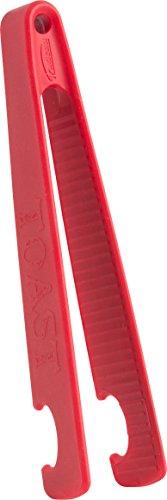 Trudeau 5050379 Pince pour Grille Pain Rouge
