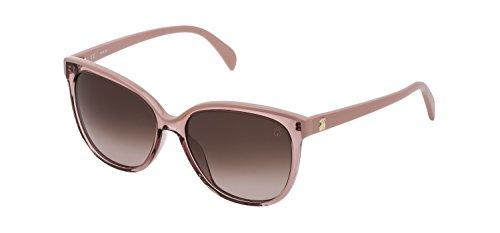 Tous Mujer n/a Gafas de sol, Transparente (Shiny Transparent Mauve)