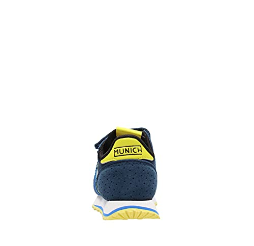 Munich Mini Massana - Zapatillas Niño Azul Talla 25