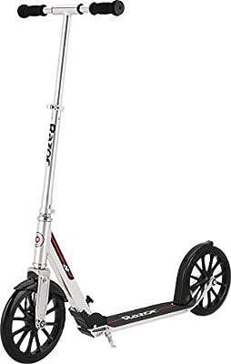 Razor A6 Kick Scooter - Silver - FFP