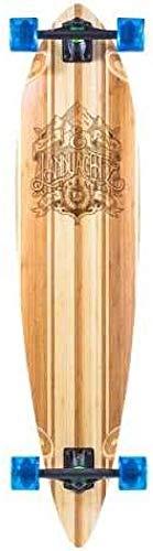 LANDYACHTZ Fiberglass Pinner Complete Wood/Marron Taille Uni