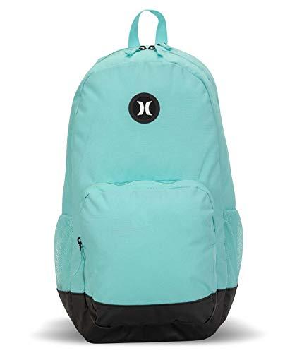 Hurley U Renegade II Solid Backpack Mochila, Unisex Adulto, Aurora Green, 1SIZE