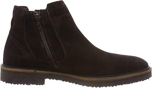 camel active Herren Trade 13 Chelsea Boots, Braun (Mocca 1), 42 EU (8 UK)