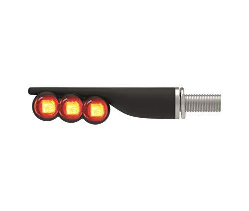 Compatible con pares de intermitentes Lightech LED ABS negro – 3212016.