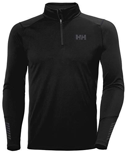 Helly Hansen Lifa Active 1/2 Zip - Black, Large