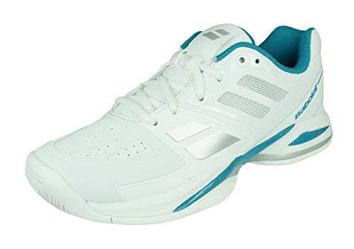 BABOLAT Propulse All Court Zapatillas de Deporte para Mujer-White-5.5