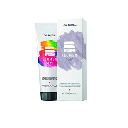 Goldwell Elumen Play Semi-Permanente Haarfarbe Tönung - Metallic Silver 120 ml