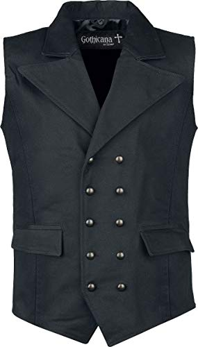 Gothicana by EMP from Safety to Where Veste Noir L
