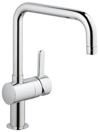 GROHE Flair | Küchenarmaturen - Einhand Spültischarmatur | U-Auslauf | chrom | 32453000