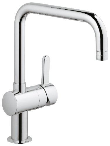 GROHE Flair 32453000 Eenhands-wastafelmengkraan, U-uitloop