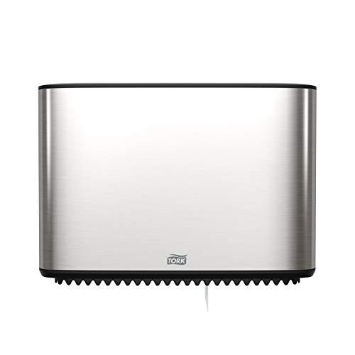 Tork 460006 Mini Jumbo Toilettenpapierspender, Edelstahl, T2