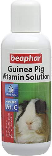 Beaphar 3 X Multi Vitamin Solution for Guinea Pigs, 100 ml