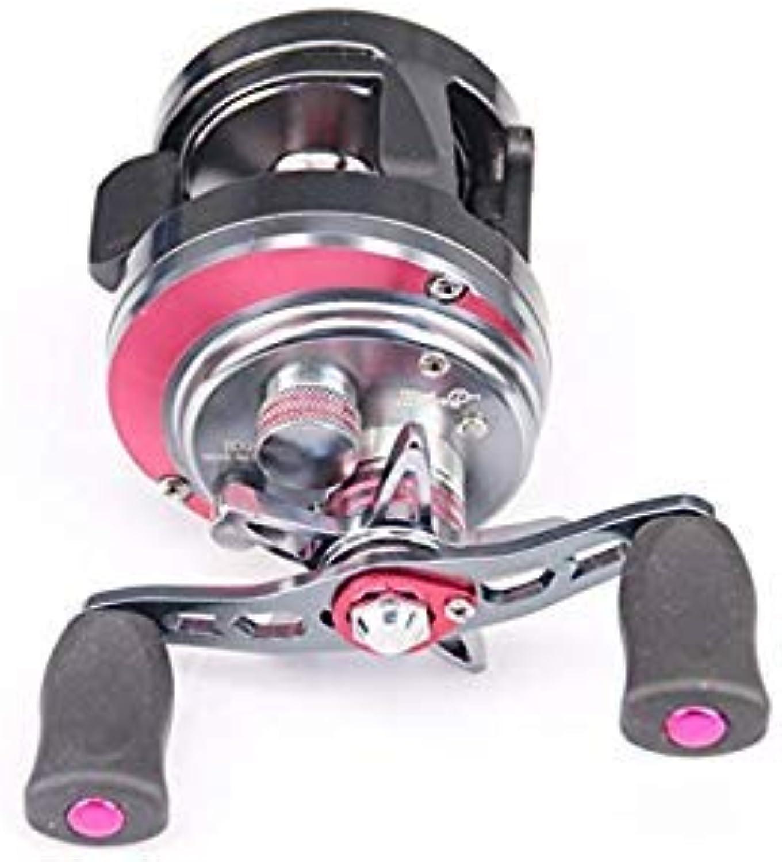 GEOPONICS 7  1 BB FishingCasting Reel Trolling Bremsanlage Trommel Trommel Trommel Sea Fishing Baitcastingrolle Farbe JD301 Left Hand B07PDT6GS9  Qualität und Verbraucher an erster Stelle 6d7e11