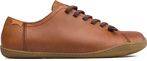 Camper Peu, Sneakers Basses Homme, Braun (Medium Brown 210), 40 EU
