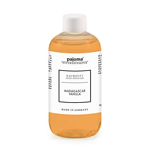 pajoma Raumduft Nachfüllflasche Madagaskar Vanille, 1er Pack (1 x 250 ml)