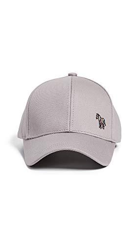 PS Paul Smith Men's Baseball, Grey, One Size