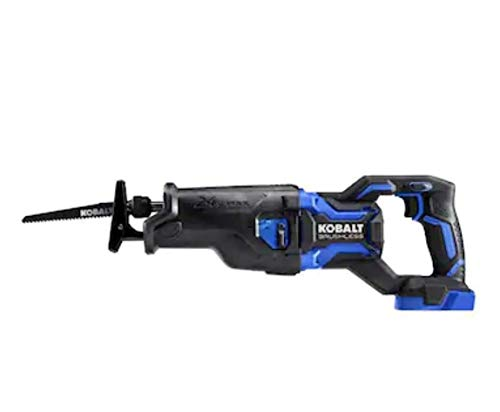 Kobalt XTR 24-Volt Max Variable Speed Brushless Cordless Reciprocating Saw (Tool Only Battery Not Included)