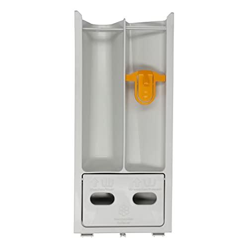 ORIGINAL Waschmitteleinspülschale Einspülschale Waschmittel Schubfach für Waschmittelkasten Kammer Behälter Waschmaschine Miele 6026107