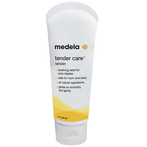 Medela Tender Care Lanolin Tube, 2 Ounce