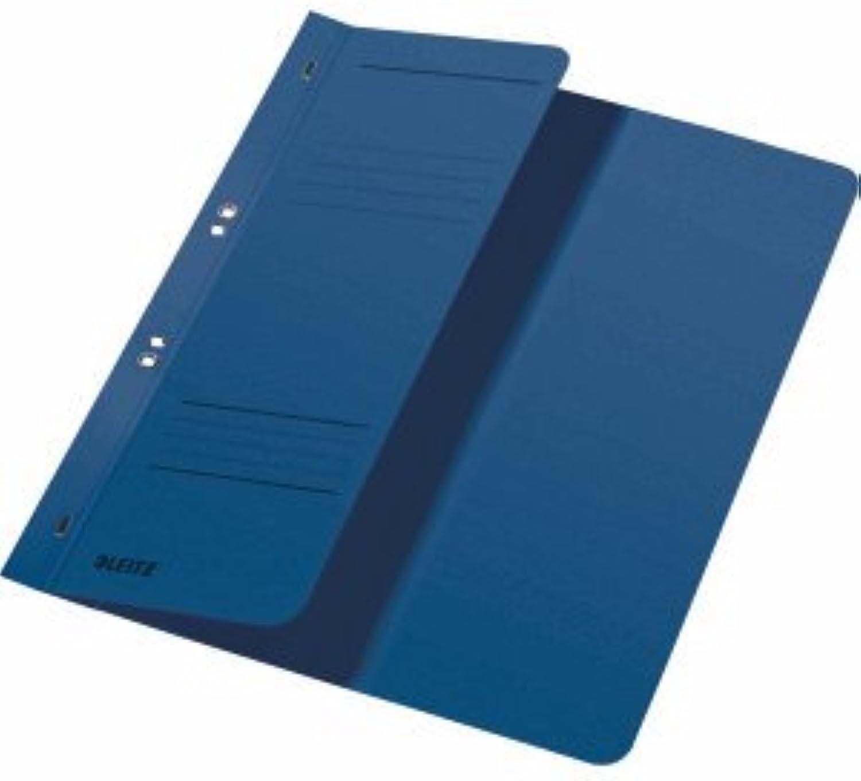 Leitz 50 x Ösenhefter A4 1 2 2 2 Vorderdeckel Amtsheftung blau B0047VO9VO | Moderne Muster  dcf89c