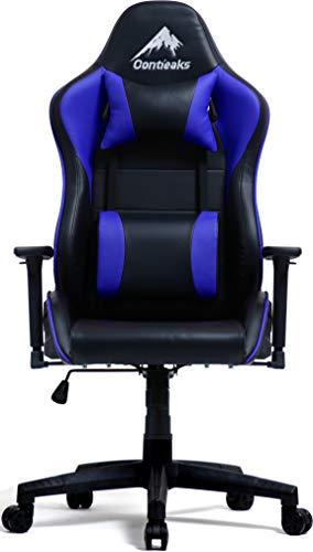 Contieaks ゲーミングチェア アイガー ブルー 314481