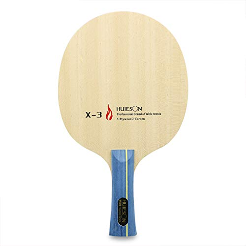 Fantastic Prices! FSS Ping pong paddle Professional Table Tennis Blade 7-Layer Wood