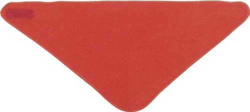 Playshoes - Pañuelo rojo de 100% poliéster, talla única