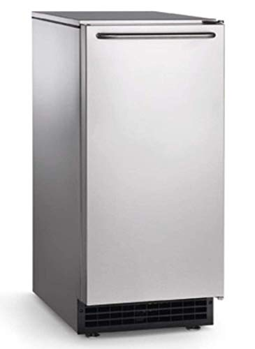 Scotsman CU50GA Undercounter Ice Maker, Gourmet Cube, Air Cooled,...